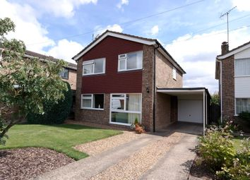 Thumbnail 4 bed detached house for sale in St Marys Road, Bluntisham, Huntingdon, Cambridgeshire