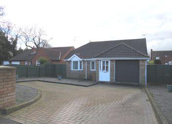 Thumbnail 3 bed detached bungalow for sale in Chapelgate, Sutton St. James, Spalding