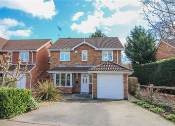 Thumbnail 4 bed detached house for sale in Julius Hill, Warfield, Berkshire