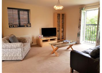 Thumbnail 2 bed flat for sale in Trent Bridge Close Trentham, Stoke-On-Trent