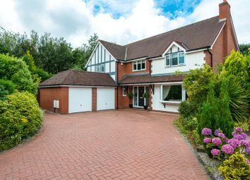 Thumbnail 4 bed detached house for sale in Blairgowrie Gardens, Ormskirk