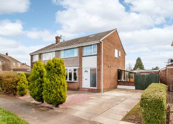 Thumbnail 3 bed semi-detached house for sale in Chestnut Drive, Marton-In-Cleveland