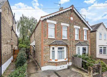 Thumbnail 2 bed semi-detached house for sale in Deacon Road, Kingston Upon Thames