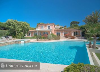 Thumbnail 6 bed villa for sale in Cap D'antibes, Antibes, French Riviera