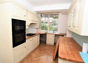 Thumbnail 4 bed terraced house to rent in Dingwall Gardens, Temple Fortune