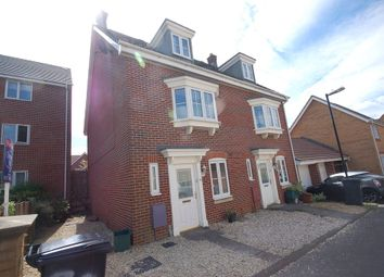 Thumbnail 4 bed semi-detached house for sale in Britton Gardens, Kingswood, Bristol