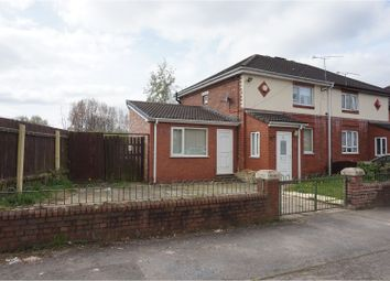 Thumbnail 3 bed semi-detached house for sale in Barnfield Road West, Adswood