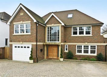 Thumbnail 6 bed detached house for sale in Mountway, Potters Bar, Hertfordshire