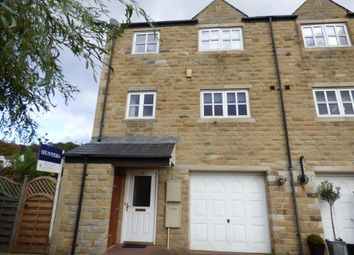 Thumbnail 3 bed end terrace house to rent in Canal Road, Riddlesden, Keighley