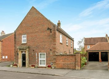 Thumbnail 4 bedroom detached house for sale in Burton Close, Shaftesbury