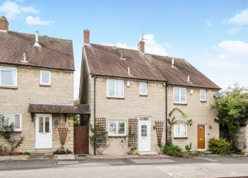 Thumbnail 3 bedroom semi-detached house for sale in Crowell Road, Oxford