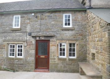 Thumbnail 2 bed cottage to rent in Hobcroft Cottage, Warslow, Nr Buxton, Derbyshire