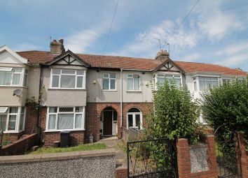 Thumbnail 3 bed terraced house to rent in Southmead Road, Westbury-On-Trym, Bristol