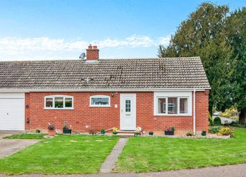 Thumbnail 2 bedroom bungalow for sale in Merlewood, Dickleburgh, Diss