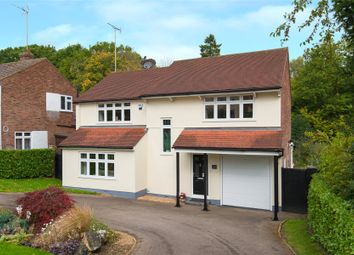 Thumbnail 4 bed detached house for sale in Bradgate, Cuffley, Potters Bar, Hertfordshire