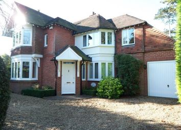 Thumbnail 4 bed detached house to rent in South Park, Sevenoaks