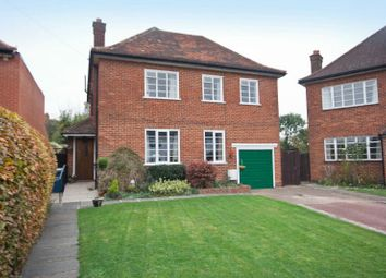 Thumbnail 4 bed detached house for sale in Wentworth Way, Pinner, Middlesex