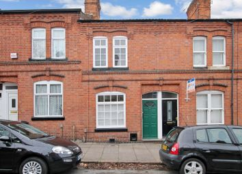 Thumbnail 2 bedroom terraced house for sale in St. Leonards Road, Clarendon Park, Leicester
