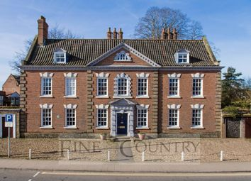 Thumbnail 9 bed detached house for sale in Market Place, Swaffham
