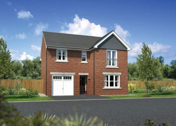 "Thumbnail 4 bedroom detached house for sale in ""Glenmore"" at Arrowe Park Road, Upton, Wirral"