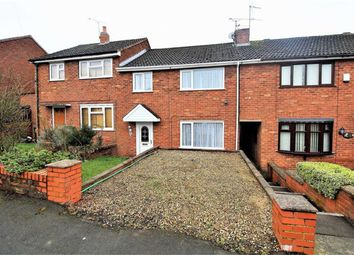 Thumbnail 3 bed town house for sale in Kennedy Crescent, Dudley