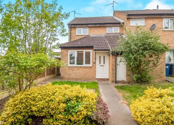 Thumbnail 3 bed end terrace house to rent in Landsdowne Road, Yaxley
