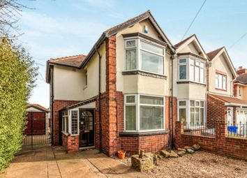Thumbnail 3 bed detached house for sale in Dykes Lane, Sheffield