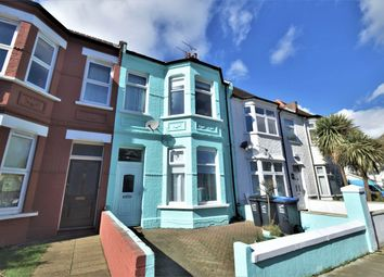 5 bed terraced house for sale in Warwick Road, Cliftonville, Margate CT9