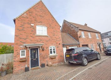 Thumbnail Link-detached house to rent in Station Gate, Burwell, Cambridge