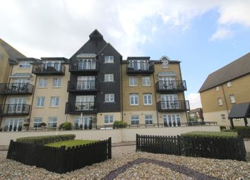 Thumbnail 2 bed flat to rent in Admiralty Way, North Harbour, Eastbourne