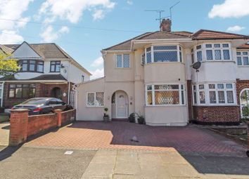 Thumbnail 3 bed semi-detached house for sale in Granby Road, Leagrave, Luton