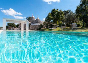 Thumbnail 4 bed country house for sale in Contrada Spasimato, Ceglie Messapica, Brindisi, Puglia, Italy