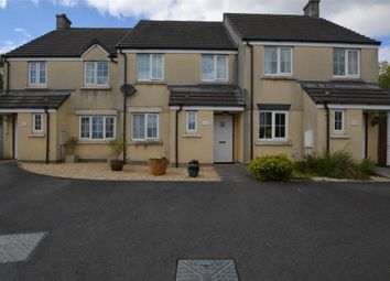 Thumbnail 2 bed terraced house for sale in Grassmere Way, Pillmere, Saltash, Cornwall