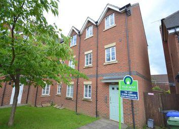 Thumbnail 2 bed flat to rent in Clover Field, Grange Park, Northampton