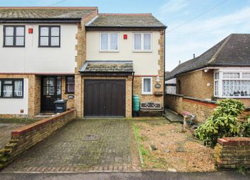 Thumbnail 2 bed end terrace house for sale in Swanfield Road, Waltham Cross, Herts
