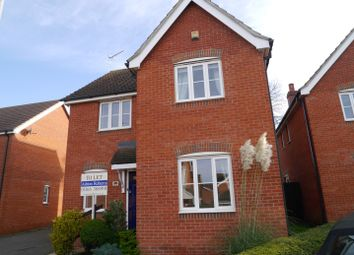 Thumbnail 4 bedroom detached house to rent in Swan Terrace, Downham Market