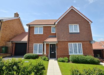 Thumbnail 4 bed detached house for sale in Townsend Road, Stone Cross, East Sussex