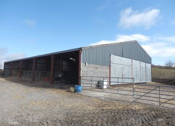 Thumbnail Commercial property for sale in Bwlchllan, Lampeter