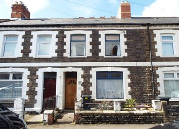 Thumbnail 2 bed property to rent in Donald Street, Roath, Cardiff
