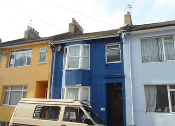 Thumbnail 4 bed terraced house to rent in Southampton Street, Brighton