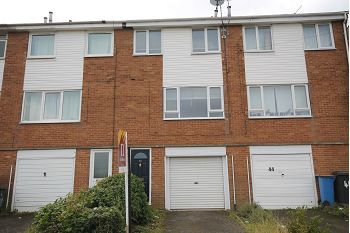 Thumbnail 2 bed terraced house to rent in Whiteways Grove, Sheffield