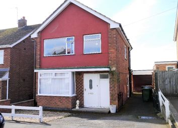 Thumbnail 3 bed detached house for sale in Chetwynd Drive, Melton Mowbray