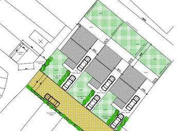 Thumbnail Land for sale in Rock Close, Coventry