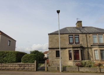 3 bed semi-detached house for sale in Mill Crescent, Buckie AB56