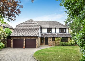 Thumbnail 5 bed detached house for sale in Ridgway, Woking