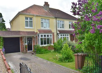 Thumbnail 3 bed property for sale in Merthyr Avenue, Drayton, Portsmouth