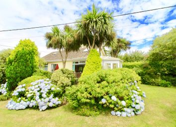 Thumbnail 2 bed detached bungalow for sale in Pengersick Lane, Praa Sands, Penzance