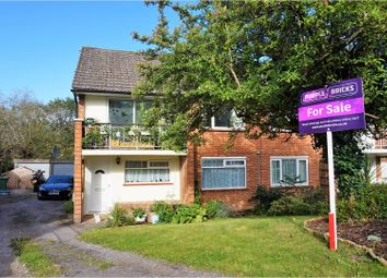 Thumbnail 2 bed maisonette for sale in Courtland Gardens, Southampton