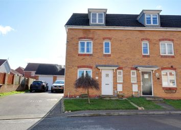 4 bed terraced house for sale in Meadow Rise, Kingswood, Hull, East Yorkshire HU7