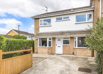 Thumbnail 4 bed end terrace house for sale in Walker Drive, York
